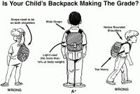 Picking The Proper Backpack: Back To School