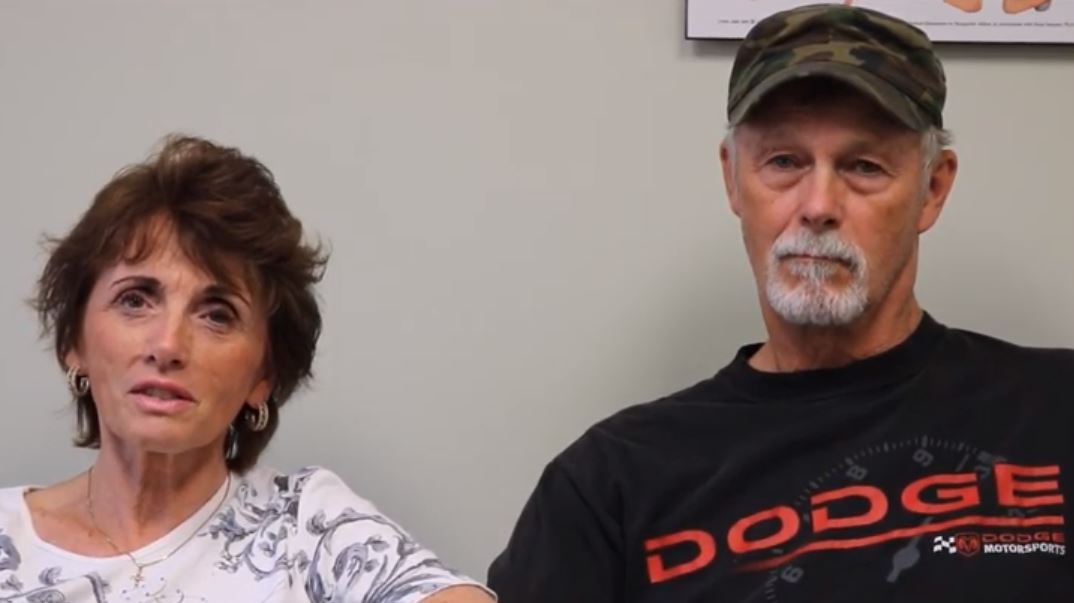 Bill & Gail Disher - Testimonial